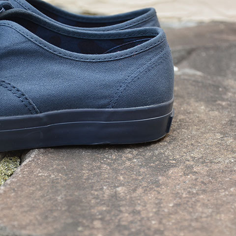 SATURDAYS SURF NYC(サタデーズサーフ NYC)JAY FOOT WEAR -Navy- (10)