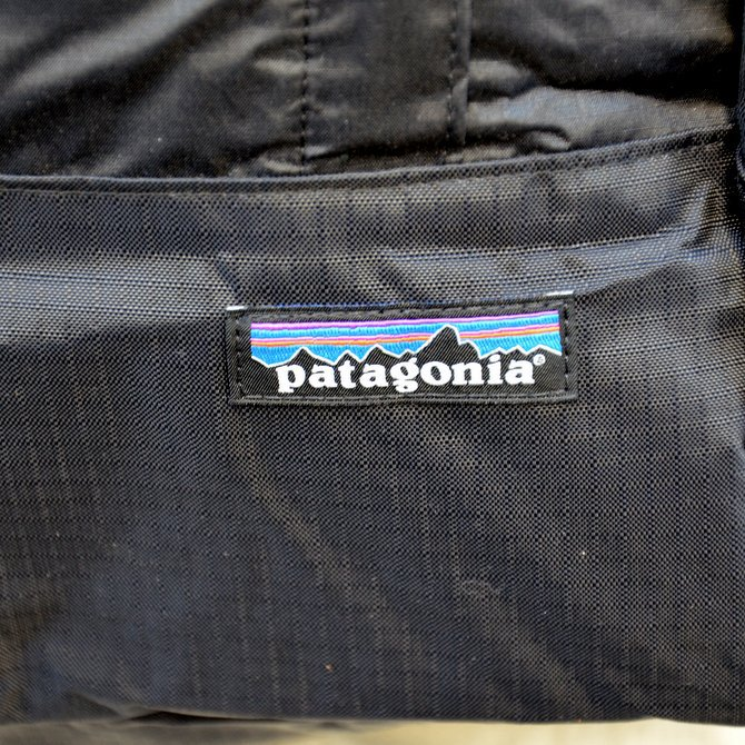 patagonia(パタゴニア) / LW Travel Tote Pack 22L -BLACK- #48808(10)