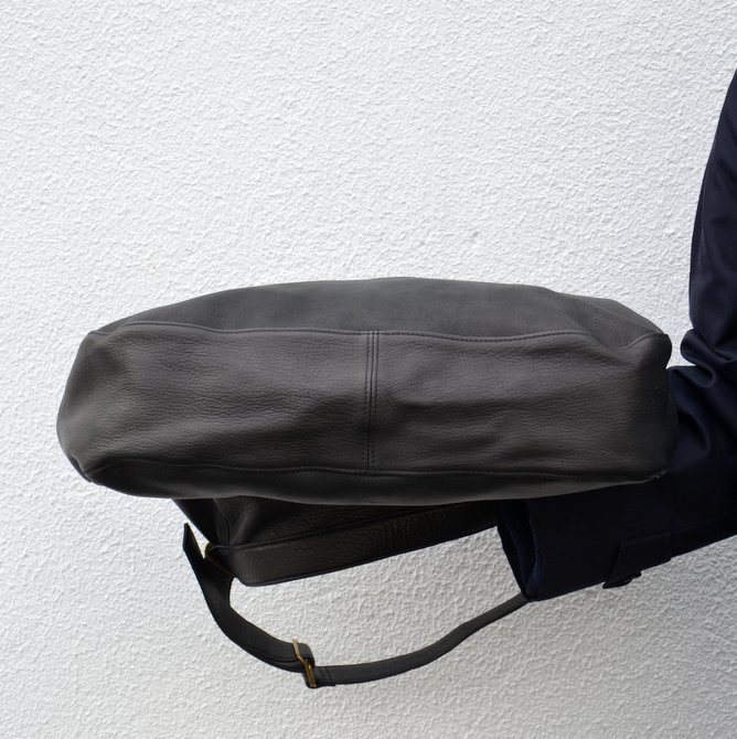 STYLE CRAFT (スタイルクラフト) SHOULDER BAG  -BLACK(DEER)- #SB-02(10)