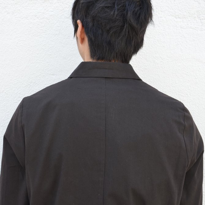 too good(トゥーグッド) / THE PHOTOGRAPHER JACKET PLAIN COTTON -SOOT-(10)