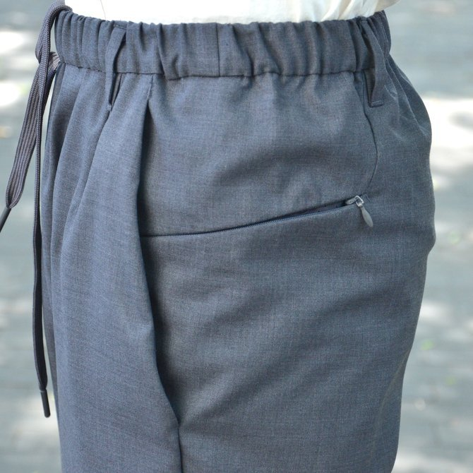 TEATORA(テアトラ)/Wallet Pants IO(ICE OFFICE)-CARBON GRAY- #TT-004-IO(10)