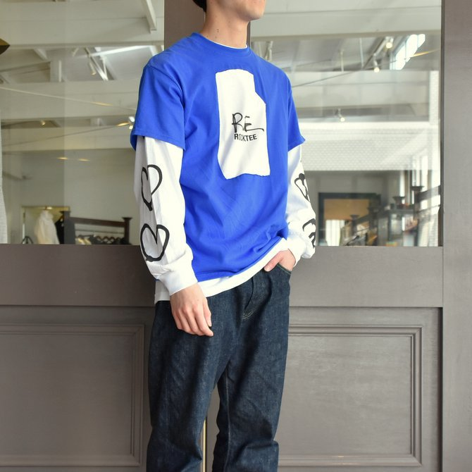 【2019 SS】 TODAY editon (トゥデイエディション) SONIC YOUTH #ROCVKTEE#1(10)