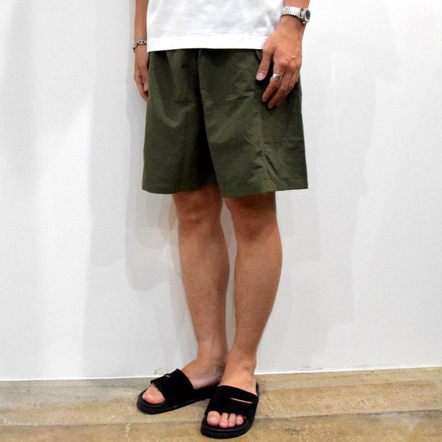 REPRODUCTION OF FOUND(リプロダクション オブ ファウンド)/ GERMAN MILITARY SANDALS -BLACK- #1738L(10)