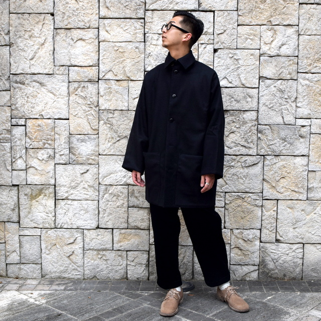【2019 AW】 too good(トゥーグッド) / THE BRICKLAYER TROUSER JUMBO CORD -FLINT- #62034235(10)