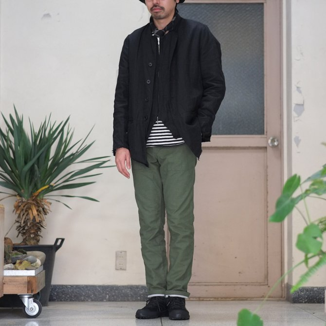 【30%OFF SALE 】MYTHINKS(マイシンクス) SURVIVAL PANT -Olive-(11)