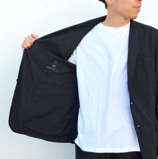 TEATORA(テアトラ)/Device JKT Packable -BLACK- #TT-201-P(11)