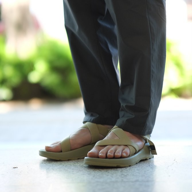 Graphpaper(グラフペーパー)×Chaco(チャコ) Chaco for Graphpaper Sandals  - GREIGE - #GM17-S-601(11)