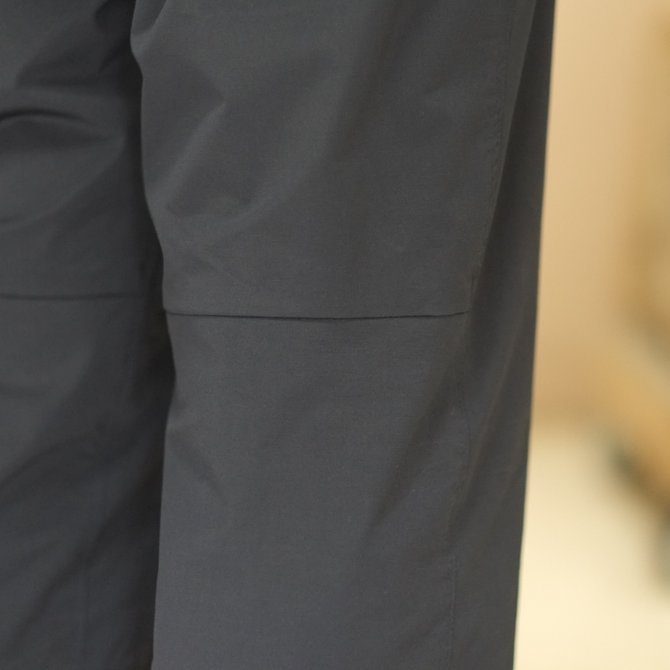 South2 West8(サウスツーウエストエイト) Cropped Boulder Pant [Poly Elastic Taffeta] -NAVY-  #CH767(11)