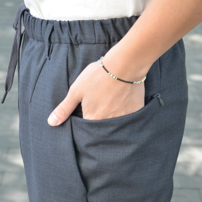 TEATORA(テアトラ)/Wallet Pants IO(ICE OFFICE)-CARBON GRAY- #TT-004-IO(11)