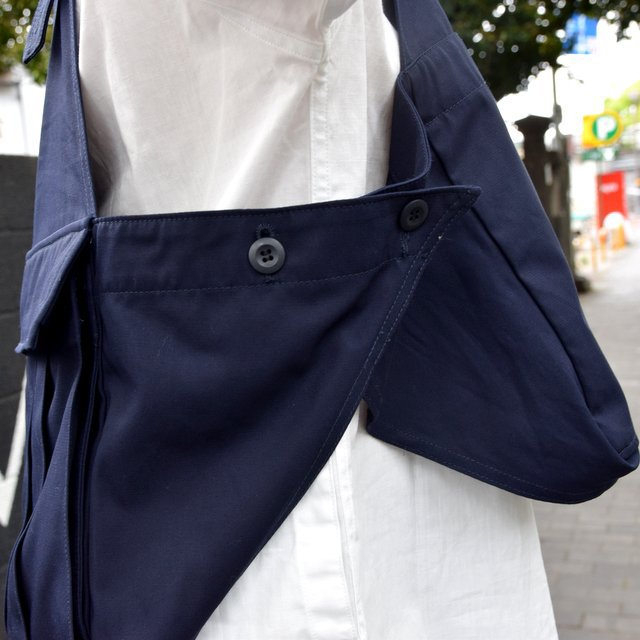 【2019 SS】BROWN by 2-tacs SEED IT -NAVY- #B21-V002(11)