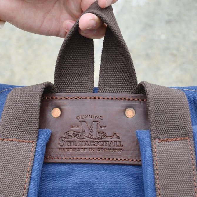 SEIL MARSCHALL(サイル マーシャル) MINI-CANOE PACK -(39CA)NAVY-(12)