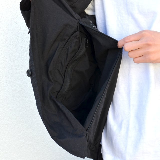 TEATORA(テアトラ)/Device JKT Packable -BLACK- #TT-201-P(12)