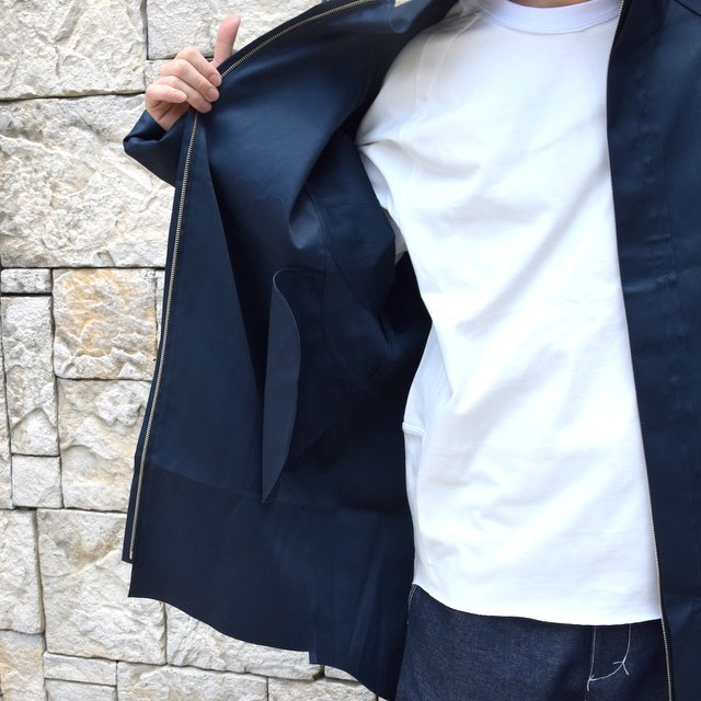 【30% off sale 】 CAMIEL FORTGENS(カミエル フォートゲンス)/FOOTBALL COAT RUB MACKINTOSH(12)