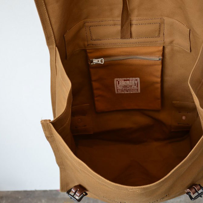 LABOR DAY(レイバー・デイ) PATROL PACK- Brown(13)