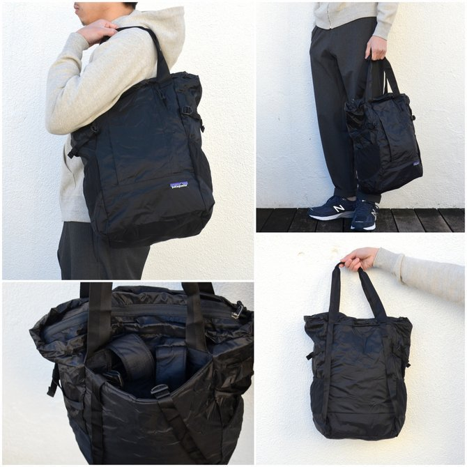 patagonia(パタゴニア) / LW Travel Tote Pack 22L -BLACK- #48808(13)