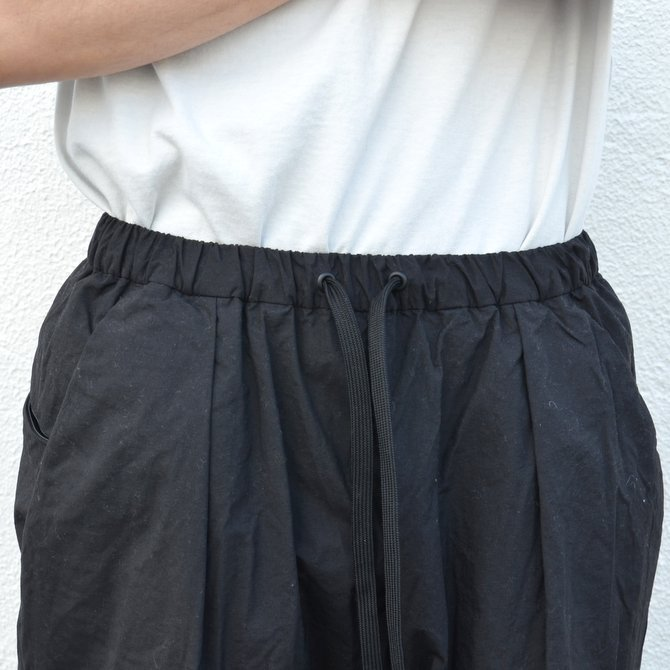 TEATORA(テアトラ) Wallet Pants CARGO Packable -BLACK- #tt-004c-p(13)