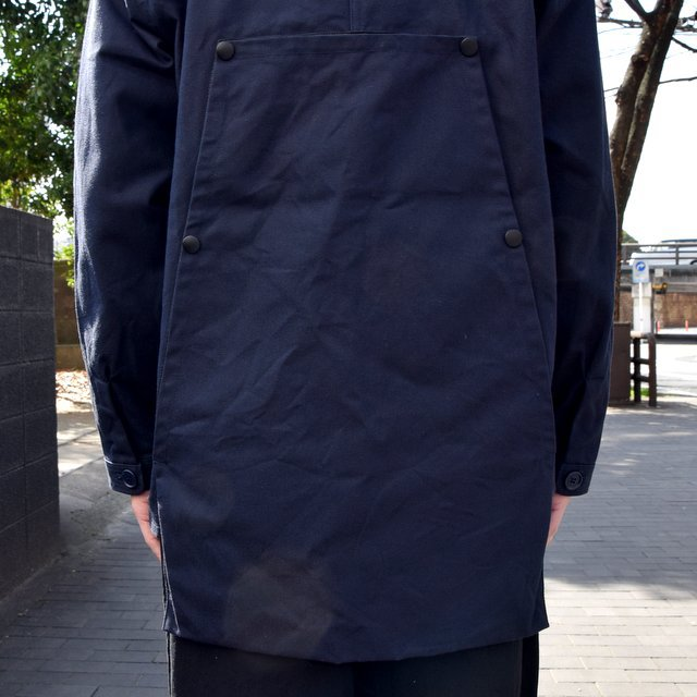 holk (ホーク) Farmers jacket -NAVY- #HOLK-002 (13)