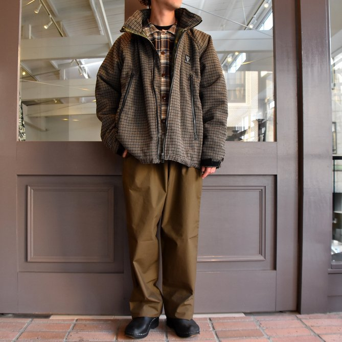 South2 West8(サウスツーウエストエイト) WEATHER EFFECT JACKET #FK822(13)