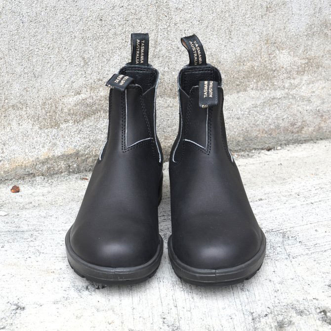 Blundstone(ブランドストーン) PU/TPU-ELASTIC SIDED-V CUT -Voltan Black-(1)