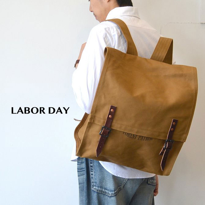 LABOR DAY(レイバー・デイ) PATROL PACK- Brown(1)