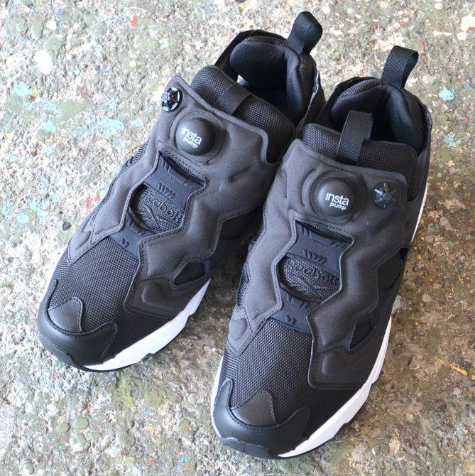 REEBOK(リーボック)/ INSTAPUMP FURY OG -BLACK/WHITE-(1)