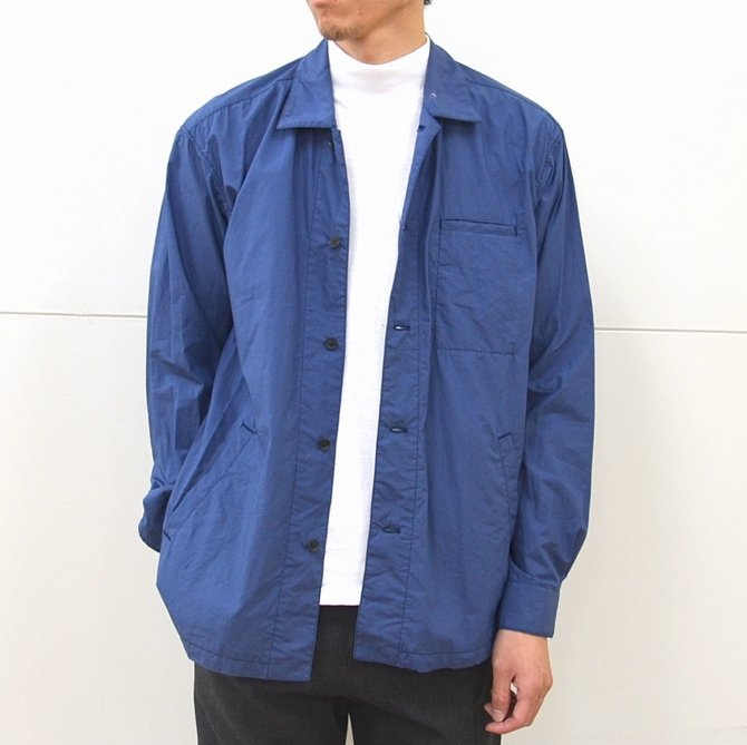 【40% off sale】WISLOM(ウィズロム)/ EWAN(FEUILLE) -SMOKED BLUE- #16-10202M(1)