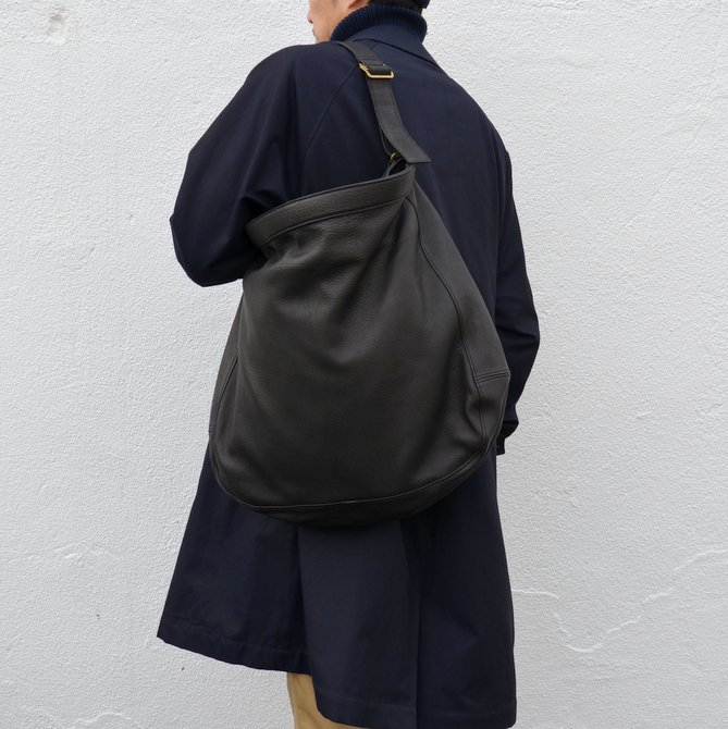 STYLE CRAFT (スタイルクラフト) SHOULDER BAG  -BLACK(DEER)- #SB-02(1)