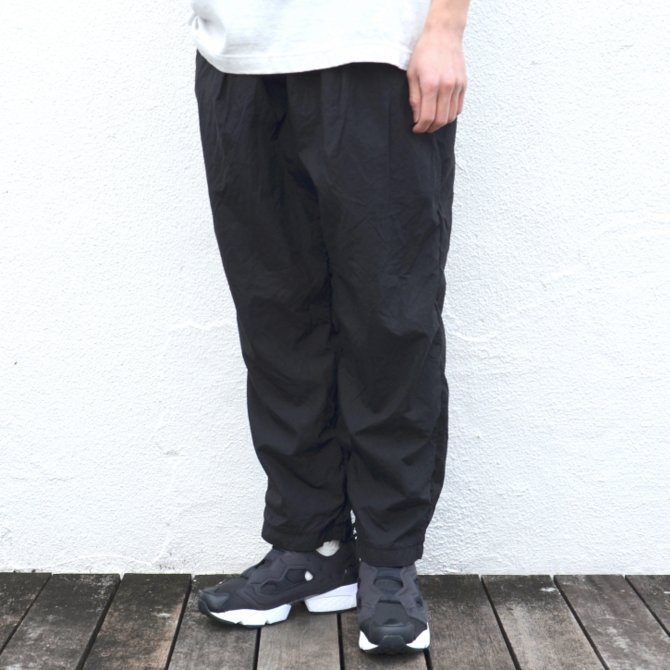 TEATORA(テアトラ) Wallet Pants CARGO Packable -BLACK- #tt-004c-p(1)