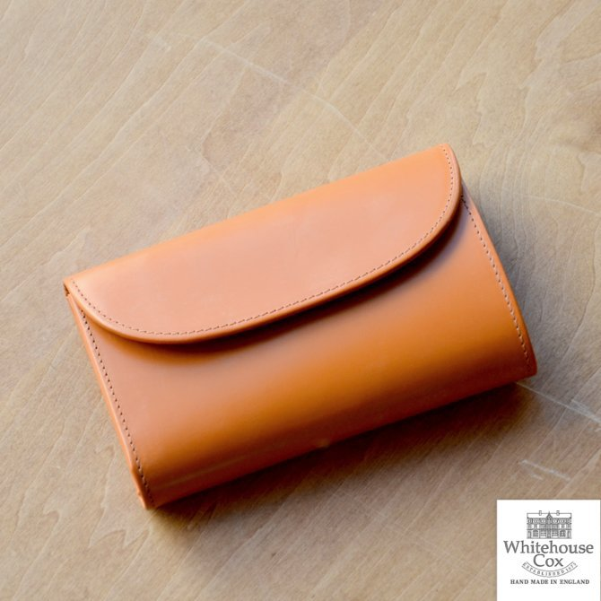 Whitehouse Cox (ホワイトハウスコックス)  3FOLD WALLET BRIDLE S7660 -NEWTON-(1)