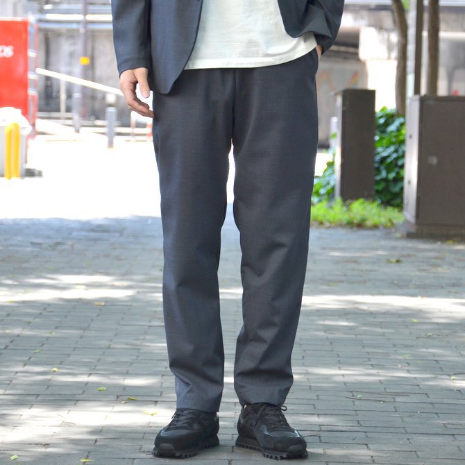 TEATORA(テアトラ)/Wallet Pants IO(ICE OFFICE)-CARBON GRAY- #TT-004-IO(1)