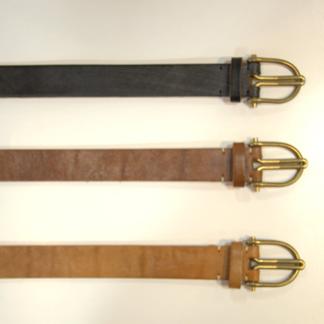 TENDER Co.(テンダー) TYPE 211 U BUCKLE BELT (1)