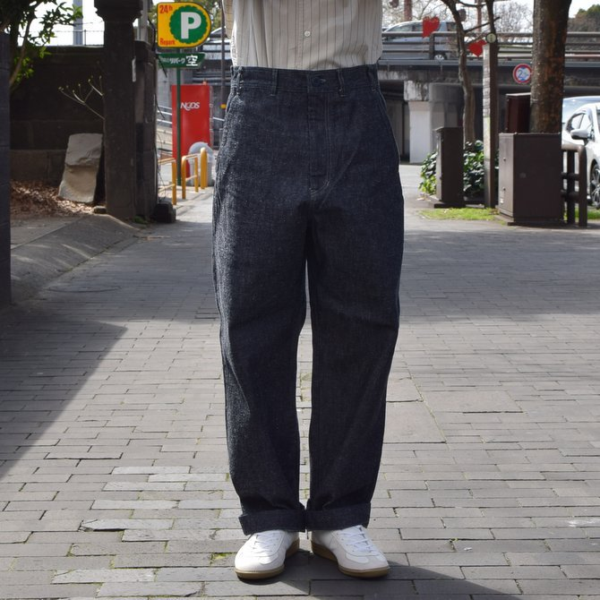 GOURMET JEANS(グルメジーンズ) FATIGUE -INDIGO- #GR-KH 003(1)