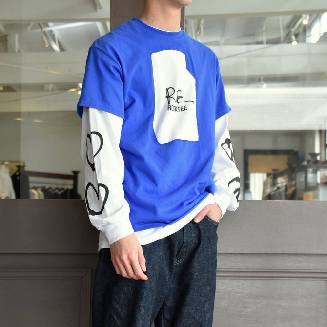 【2019 SS】 TODAY editon (トゥデイエディション) SONIC YOUTH #ROCVKTEE#1(1)