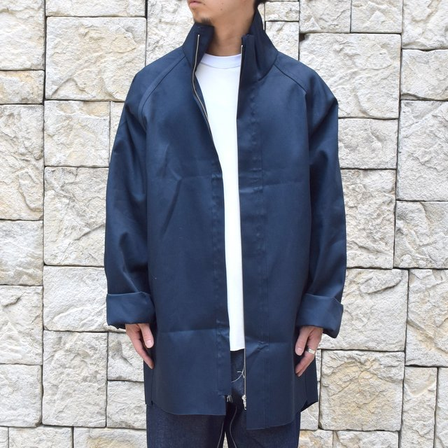 【30% off sale 】 CAMIEL FORTGENS(カミエル フォートゲンス)/FOOTBALL COAT RUB MACKINTOSH(1)