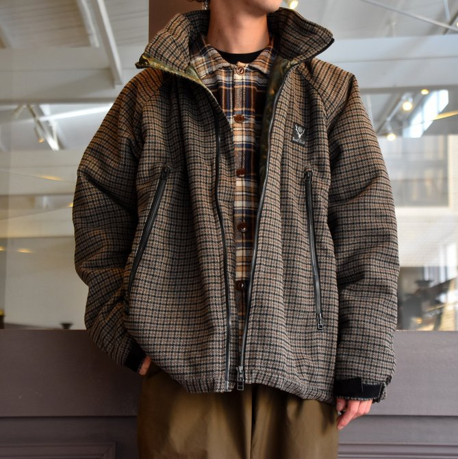 South2 West8(サウスツーウエストエイト) WEATHER EFFECT JACKET #FK822(1)
