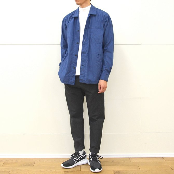 【40% off sale】WISLOM(ウィズロム)/ EWAN(FEUILLE) -SMOKED BLUE- #16-10202M(2)