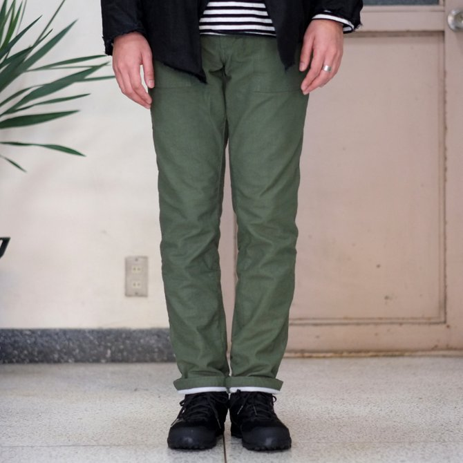【30%OFF SALE 】MYTHINKS(マイシンクス) SURVIVAL PANT -Olive-(2)