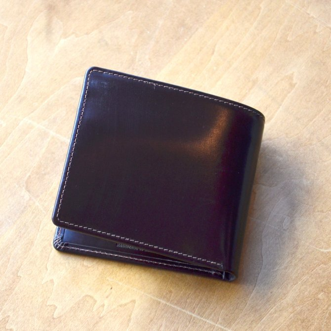 Whitehouse Cox (ホワイトハウスコックス)  COIN WALLET BRIDLE S7532 -HAVANA-(2)
