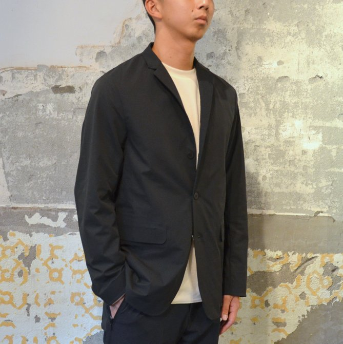 【17 AW】 DESCENTE PAUSE(デサント ポーズ)/ PACKABLE JACKET -BLK- DUI3650(2)