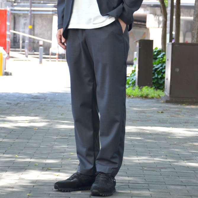 TEATORA(テアトラ)/Wallet Pants IO(ICE OFFICE)-CARBON GRAY- #TT-004-IO(2)