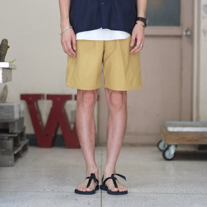 【30% off SALE】【2018 SS】 DESCENTE PAUSE(デサント ポーズ)/ MUSOU EASY SHORTS -KYLW- #DLULJG82(2)