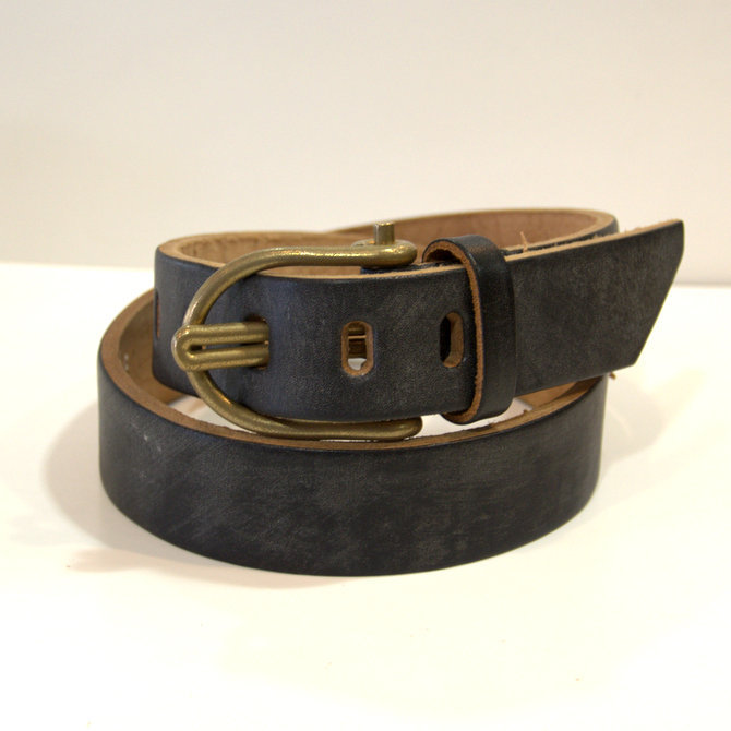 TENDER Co.(テンダー) TYPE 211 U BUCKLE BELT (2)