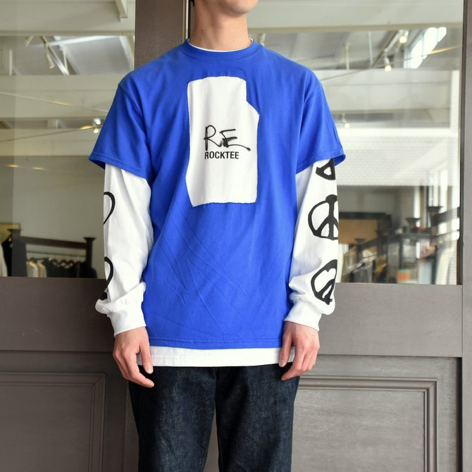 【2019 SS】 TODAY editon (トゥデイエディション) SONIC YOUTH #ROCVKTEE#1(2)