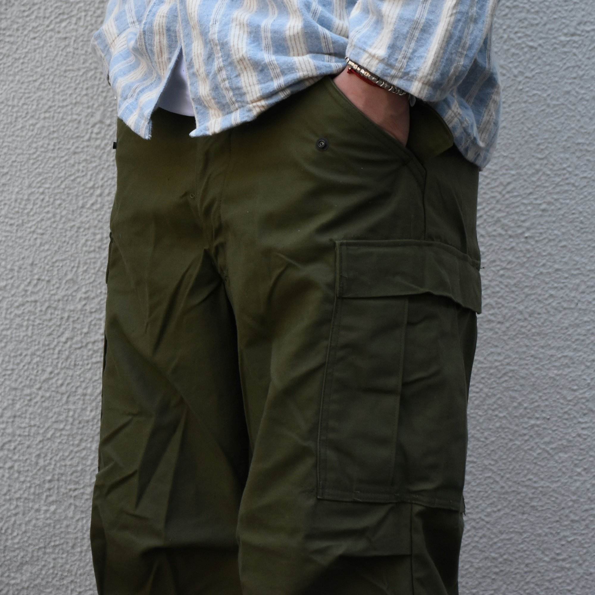 Dead Stock(デッドストック) /US ARMY M-65 FIELD PANTS -OD-(3)