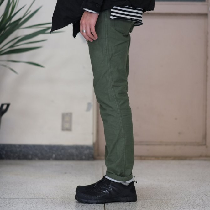【30%OFF SALE 】MYTHINKS(マイシンクス) SURVIVAL PANT -Olive-(3)