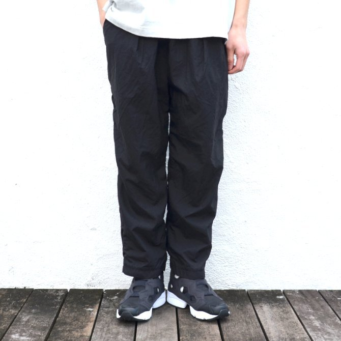 TEATORA(テアトラ) Wallet Pants CARGO Packable -BLACK- #tt-004c-p(3)