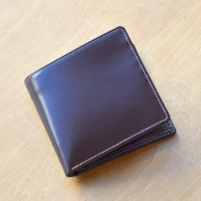 Whitehouse Cox (ホワイトハウスコックス)  COIN WALLET BRIDLE S7532 -HAVANA-(3)