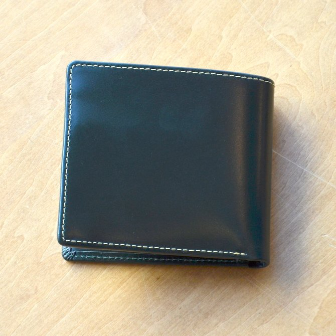 Whitehouse Cox (ホワイトハウスコックス)  COIN WALLET BRIDLE S7532 -GREEN-(3)