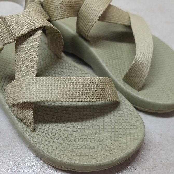 Graphpaper(グラフペーパー)×Chaco(チャコ) Chaco for Graphpaper Sandals  - GREIGE - #GM17-S-601(3)