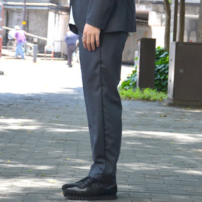TEATORA(テアトラ)/Wallet Pants IO(ICE OFFICE)-CARBON GRAY- #TT-004-IO(3)